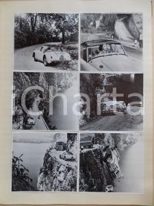 1960 ADDIO, AMORE! Fotonovella sul Lago di GARDA *Bozza con vere foto RARISSIMA