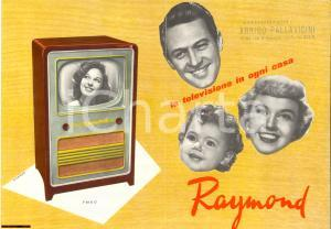 1953 Raymond Electric LTD Televisione in ogni casa