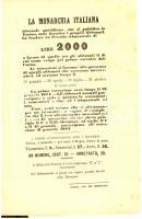 1864 Concorso del quotidiano La Monarchia Italiana