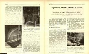 1951 ARCOS Genova - Saldatura Elettrica Autogena