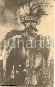 1920 Eritrea Asmara *Degiac Ras Uoldeghirghis