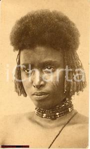 Eritrea anni '10 *Ragazza Beniamer - Barka Valley