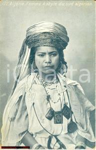 Algeria anni '20 - Donna Kabyle *Femme berbere
