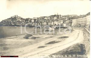 Ancona anni '20 - Panorama da Via 29 Settembre