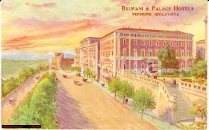 1930 Perugia - Brufani & Palace Hotels *Bellavista