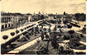 1933 Mantova - Corso Garibaldi *Veduta animata