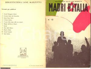 1934 FILATURA MARZOTTO VALDAGNO Madri d'Italia