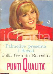 1960 ca MILANO Catalogo raccolta punti PALMOLIVE *Illustrato VINTAGE 48 pp.