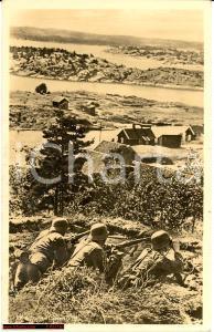 1940 - WWII Norvegia - Operazione Weserubung