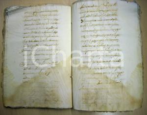 1698 MISILMERI (PA) Storia baronie BOSCO e MATAPLANA