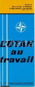 1966 ORGANISATION ATLANTIQUE NORD L'Otan au Travail