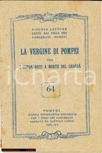 1937 Vergine Rosario Pompei in Canada, Bartolomeo Longo