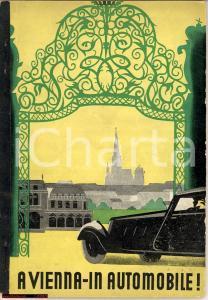 1935 A VIENNA IN AUTOMOBILE Enit - libretto