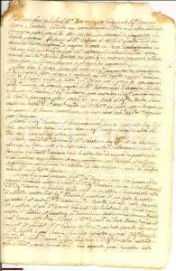 1742 SANREMO crediti Ospedale terre ORIVEO e CARAMAGNA
