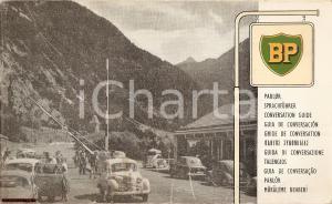 1950 BRITISH PETROLEUM Conversazione per automobilisti