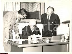 1965 MORTARA Inaugurazione nuova sede BPL Foto