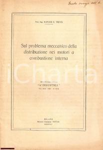 1928 Scipione TREVES Sul problema della distribuzione