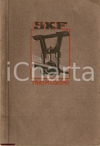 1920 MILANO SKF Trasmissioni Catalogo cuscinetti RARO