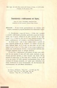 1931 Vincenzo BRAZZODURO Fotoelettricità nei Cuprox