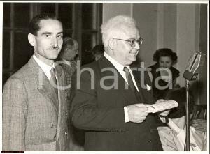 1951 BOGNANCO (VB) Francesco FLORA ed Ernesto CALZAVARA