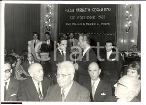 1961 CHIANCIANO TERME (SI) Intervista a PASOLINI foto