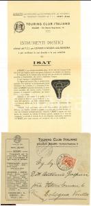 1914 TCI MILANO Modi per levare l'acqua dalla benzina