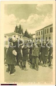 1939 VALONA ALBANIA Prodromi di conflitto SATIRICA