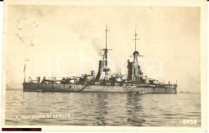 1926 WW1 Regia Nave Conte di Cavour Luigi Amedeo Savoia
