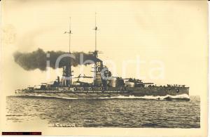 1915 WW1 Regia Nave Conte di Cavour Luigi Amedeo Savoia