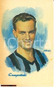 1948 Aldo Campatelli, calciatore dell'Inter, NV