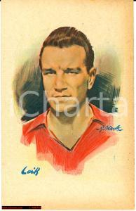 1948 Ezio Loik, calciatore del