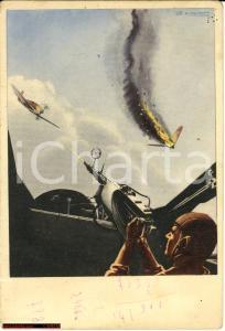 1943 WW2 Aeronautica, mitragliere vs hurricanes?