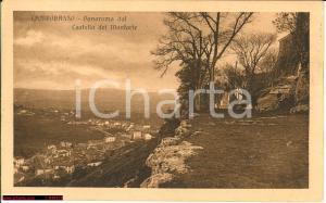 1917 Campobasso Molise - Panorama dal Castello *VG