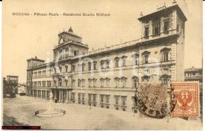 1910 Modena Palazzo Reale - Accademia Militare