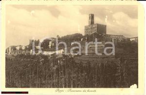 1925 Poppi - Arezzo - Panorama da levante *NV