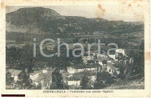 1919 PIETRAMALA (FI) Panorama con Monte OGGIOLI FP VG