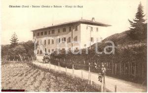 1930 ca CHIANCIANO TERME (SI) Albergo dei Bagni ANIMATA