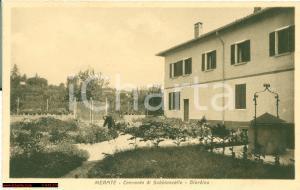 1930 circa MERATE (LC) Orti del convento SABBIONCELLO