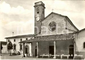 1965 SESTO FIORENTINO (FI) Pieve di SAN MARTINO Animata