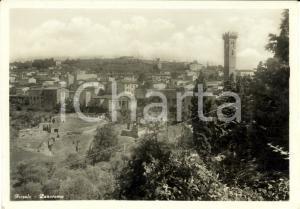 1938 FIESOLE (FI) Panorama del teatro romano FG VG