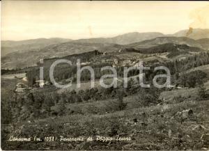 1955 ca CONSUMA (FI) Panorama da Poggio TESORO FG NV