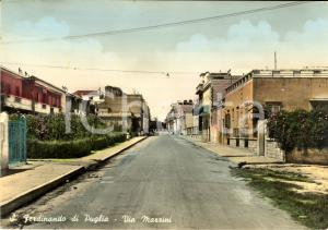 1962 SAN FERDINANDO DI PUGLIA (FG) Veduta via MAZZINI