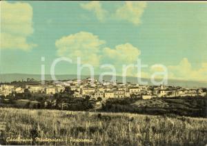 1959 CASALNOVO MONTEROTARO (FG) Panorama del paese FG