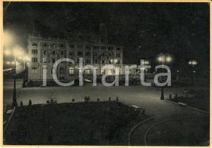 1938 CESENATICO (FC) Veduta notturna GRAND HOTEL FG VG