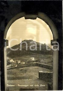 1950 ca BERTINORO (FC) Montemaggio visto dalla Rocca FG