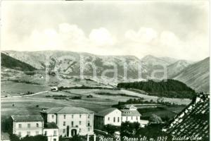 1964 ROCCA DI MEZZO (AQ) Veduta della Piccola Casa Divina Misericordia