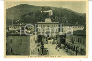 1937 SAN GIULIANO TERME (PI) Ingresso Regie Terme FG VG