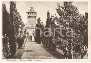 1950 ca PREDAPPIO (FC) Rocca delle Caminate ANIMATA FG NV