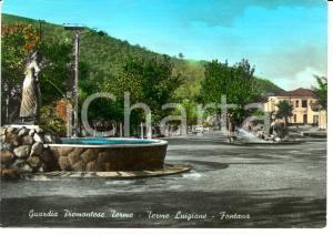 1960 ca GUARDIA PIEMONTESE TERME (CS) Terme Luigiane *Cartolina FG NV