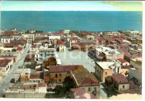 1962 TREBISACCE (CS) Panorama della città *Cartolina FG VG